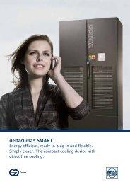 Brochure WKT Deltaclima Smart - Weiss Klimatechnik GmbH