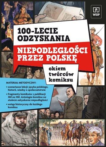100-lecie odzyskania niepodległości przez Polskę - materiał metodyczny