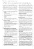 Bedingungen und Verbraucherinformationen für die dynamische ... - Page 3