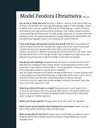 Winner Feodora Obraztsova - Page 2