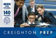2018-19 Creighton Prep Viewbook