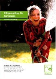 Verband Garten-' Landschafts- und Sportplatzbau Baden ...