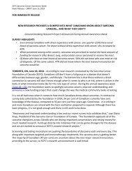 SCFC SCAW News Release d1. 18.06.16