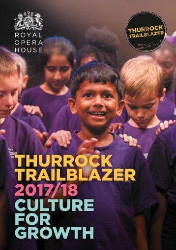 Trailblazer Evaluation Report 17/18