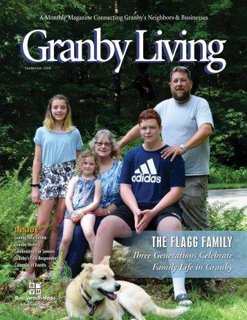 Granby Living Sept 2018