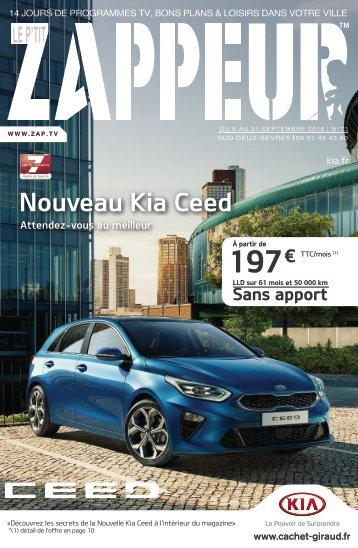 Le P'tit Zappeur - Niort #71