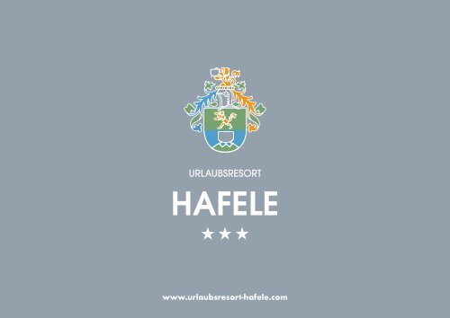 Urlaubsresort Hafele