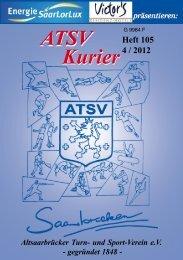 ATSV Kurier - ATSV Saarbrücken