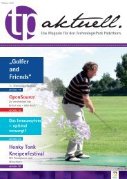 """Golfer and Friends"" - TechnologiePark - Paderborn"