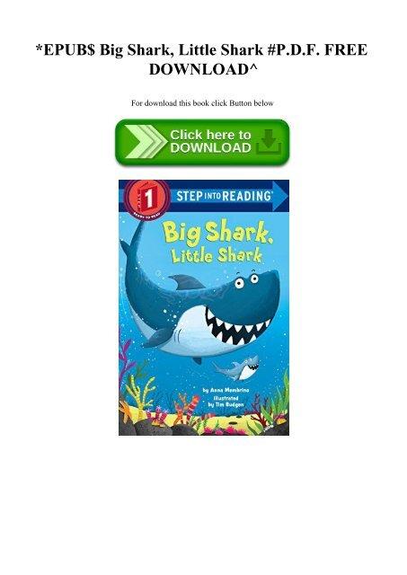 Big shark baby shark