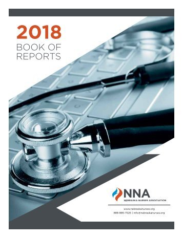 2018 Nebraska Book of Reports