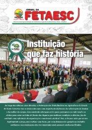 Fetaesc | Instituição que faz história