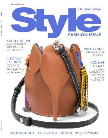 Style: September 07, 2018