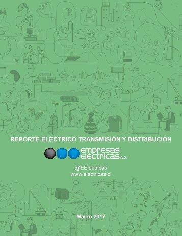REPORTE ELÉCTRICO MARZO 2017