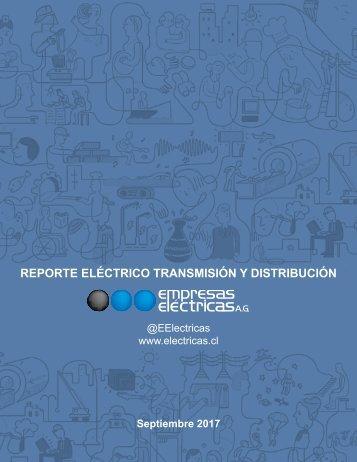 REPORTE ELÉCTRICO SEPTIEMBRE 2017