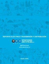 REPORTE ELÉCTRICO ENERO 2016