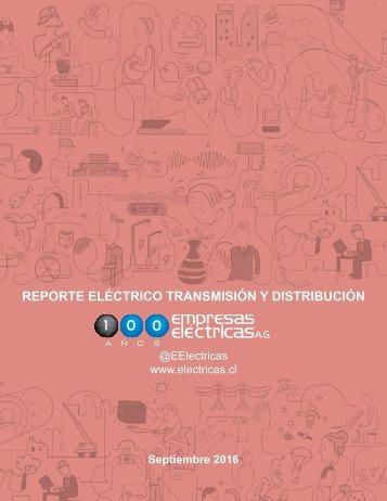 REPORTE ELÉCTRICO SEPTIEMBRE 2016