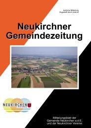 (11,76 MB) - .PDF - Neukirchen an der Enknach - Land Oberösterreich