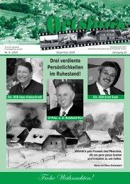 Ortsfunk Umbruch Dez 2005 - ÖVP Groß St. Florian ÖVP Ortspartei ...