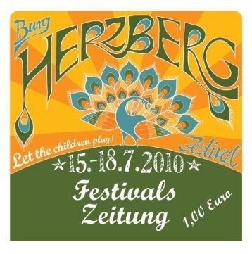 Donnerstag - Burg Herzberg Festival
