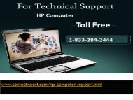 Password Issue 1-833-284-2444  Hp Computer Support  Number