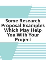 This mock proposal is just an example for dfgproposal cls it