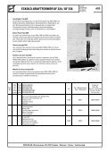 ECKOLD-KRAFTFORMER PICCOLO TYP KF 324, KF 330 - Bufab - Page 7