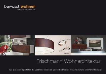BW Journal 2018 Frischmann Wohnarchitektur