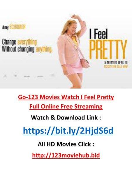 i feel pretty film online free