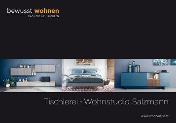 BW Journal 2018 Tischlerei - Wohnstudio Salzmann