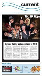 Old spy thriller gets new look at MHT