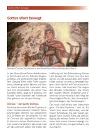 Wort des lebendigen Gottes - Handreichung für LektorInnen - Page 4