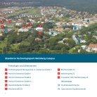Broschüre  Technologiepark Weinbergcampus - Seite 2