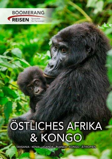 Östliches Afrika & Kongo 2018/19 - Schweizer Preise