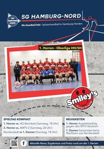 SG Hamburg-Nord vs. HG Barmbek