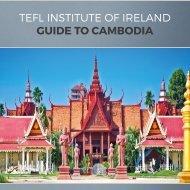 The TEFL Institute of Ireland Cambodia Guide