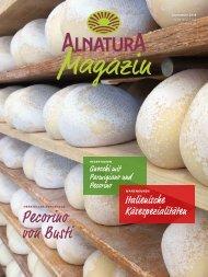 Alnatura Magazin September 2018