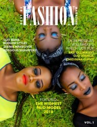 Best be Fashion Magazine vol 1