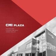 CMI plaza - brozura nahled