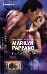 Passion to Die For - Harlequin.com