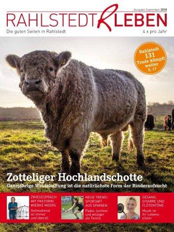 Rahlstedter Leben September 2018