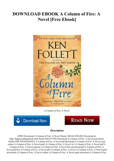 a column of fire free download