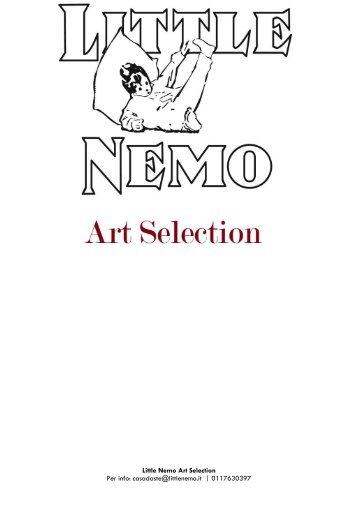 Little Nemo Art Selection