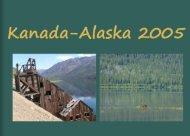 Fotobuch Alaska-Kanada 2005