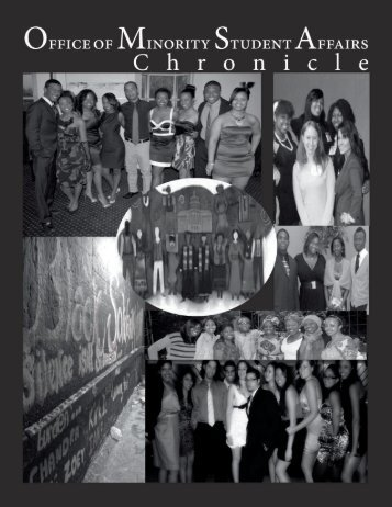 OMSA Chronicle Spring 2011 - University of Rochester