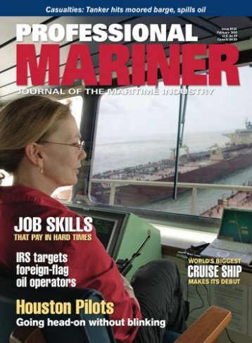 Issue #132 February 2010 U.S. $4.99 Canada $4.99 - Navigator ...