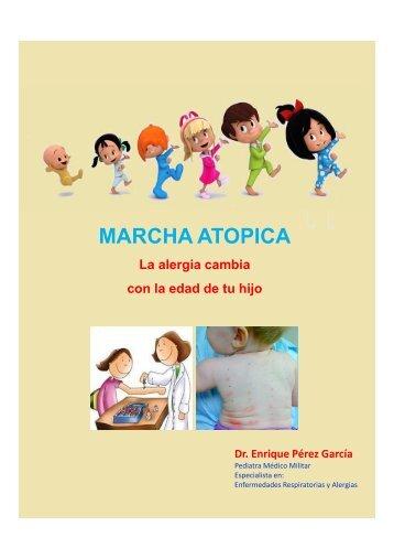 """Marcha Atopica """"El camino hacia la alergia"""""""