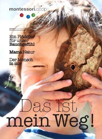Broschüre Herbst / Winter 2018