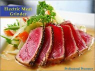 Electric Meat Grinder-converted