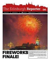 The Edinburgh Reporter September 2018 issue